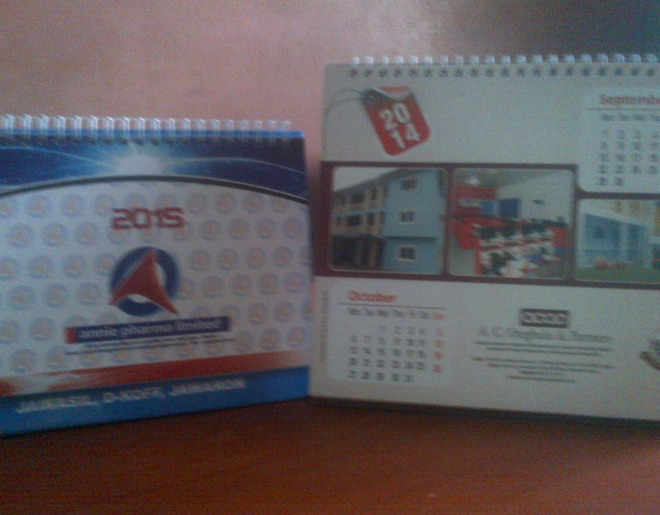 Table Calender